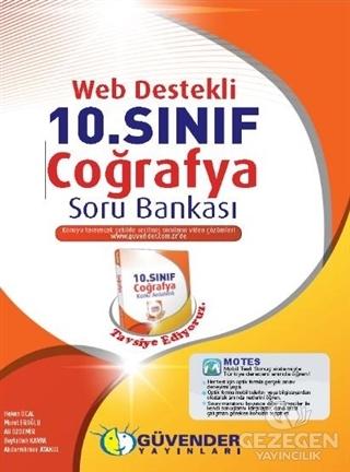 10. Sınıf Web Destekli Coğrafya Soru Bankası