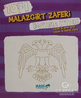 1071 Malazgirt Zaferi Boyama Kitabı