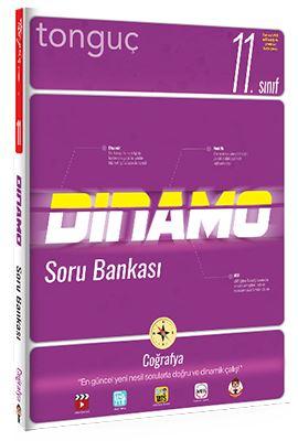 11. Sınıf Dinamo Coğrafya Soru Bankası   Tonguç Akademi