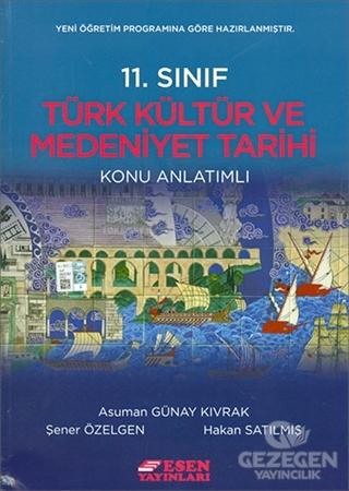 11.Sınıf Türk Kültür ve Medeniyet Tarihi Konu Anlatımlı