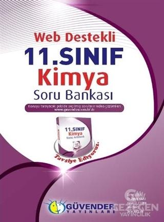 11. Sınıf Web Destekli Kimya Soru Bankası