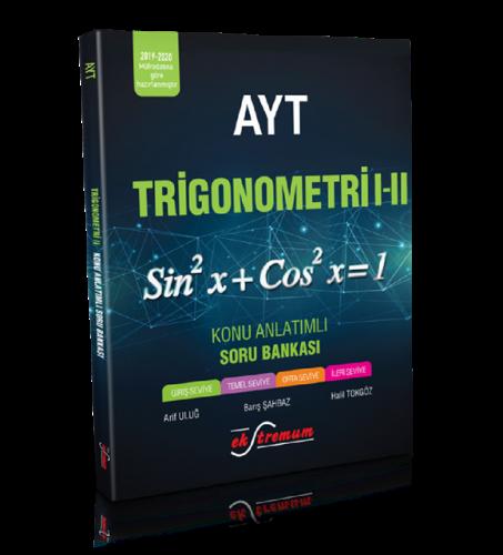 Trigonometri Konu Anlatımlı Soru Bankası | Ekstremum Yayınları Ekstrem