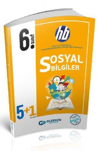 Hb 6. Sınıf Sosyal Bilgiler 5+1
