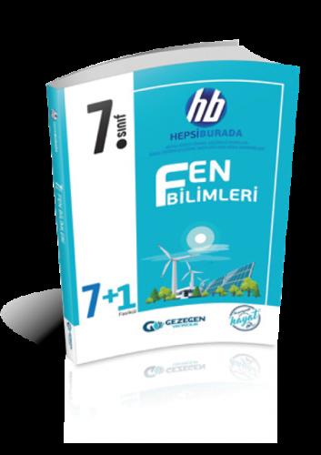 Hb 7. Sınıf Fen Bilimleri 7+1