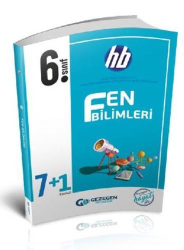 Hb 6. Sınıf Fen Bilimleri 7+1