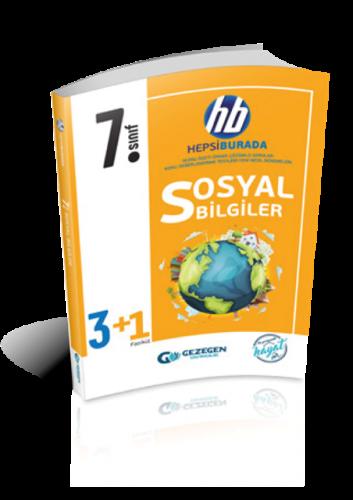 Hb 7. Sınıf Sosyal Bilgiler 7+1