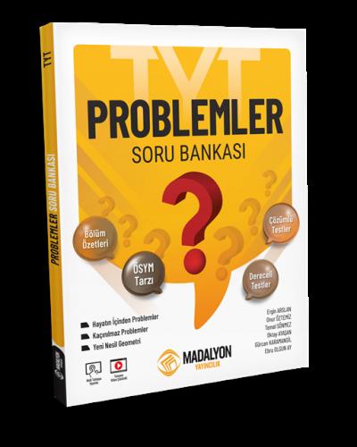 TYT Problemler Soru Bankası | Madalyon Yayınları Madalyon Yayınları |