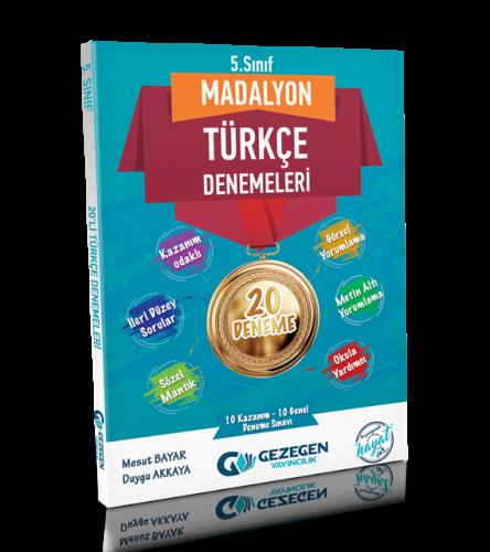 5. Sınıf Madalyon Türkçe-20 Deneme