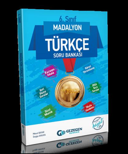 6. Sınıf Türkçe Soru Bankası Gezegen Yayıncılık | KitapGezegeni
