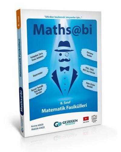 Maths@bi 8. Sınıf Matematik Fasikülleri