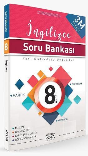 8. Sınıf İngilizce Soru Bankası