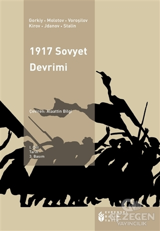 1917 Sovyet Devrimi (1.Cilt)