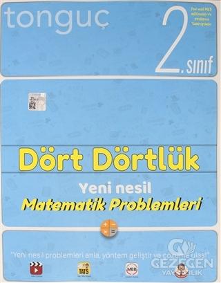 2. Sınıf Dört Dörtlük Yeni Nesil Matematik Problemleri