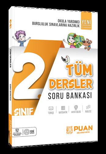 Puan 2. Sınıf Tüm Dersler Soru Bankası Puan Yayınları