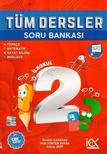 2.Sınıf Soru Bankası Tüm Dersler - 2020
