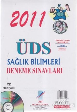 2011 Üds Sağlık Bilimleri Deneme Sınavları Kolektif Art Basın Yayın Hi