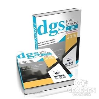 2018 DGS Çözümlü Soru Bankası (2 Cilt Takım)