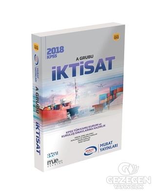 Murat 2020 KPSS A İktisat Konu Anlatımlı Murat Yayınları
