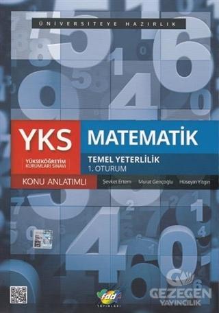 2018 YKS Matematik Konu Anlatımlı Temel Yeterlilik 1. Oturum