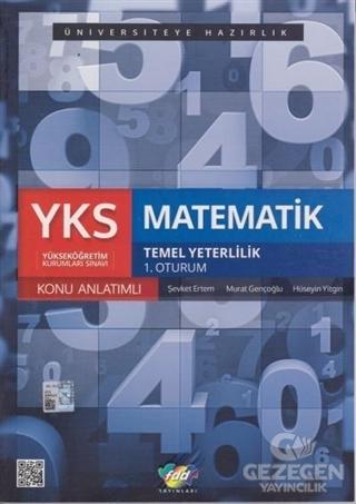 2018 YKS-TYT Matematik Konu Anlatımlı 1. Oturum