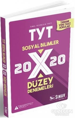 2019 Tyt Sosyal Bilimler 20X20 Düzey Denemeleri