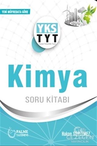 2019 YKS TYT Kimya Soru Kitabı