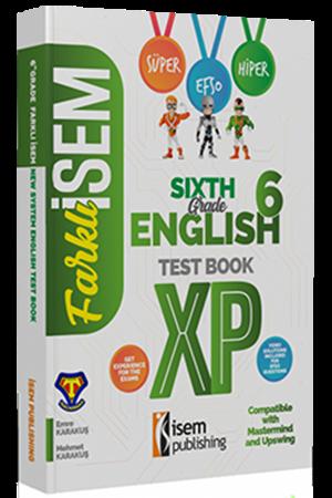 Farklı İsem 6. Sınıf İngilizce Soru Bankası İsem Yayıncılık