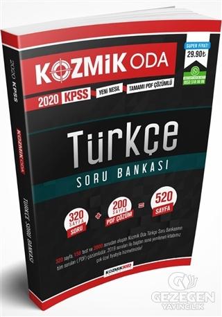 Kozmik Oda 2021 KPSS Türkçe Tamamı PDF Çözümlü Soru Bankası