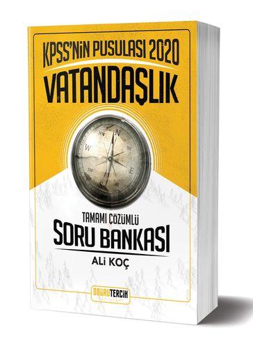 2020 KPSS'NİN Pusulası Vatandaşlık Soru Bankası