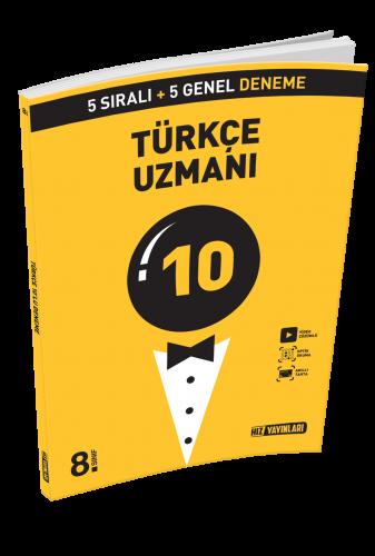 8. SINIF Uzman Deneme  Türkçe 10
