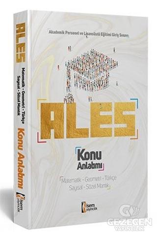 2021 ALES Sayısal - Sözel Mantık Konu Anlatımı | İSEM Yayıncılık