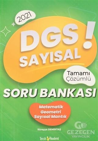 2021 DGS Sayısal Tamamı Çözümlü Soru Bankası