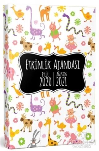 2021 Etkinlik Ajandası – Sevimli Hayvanlar