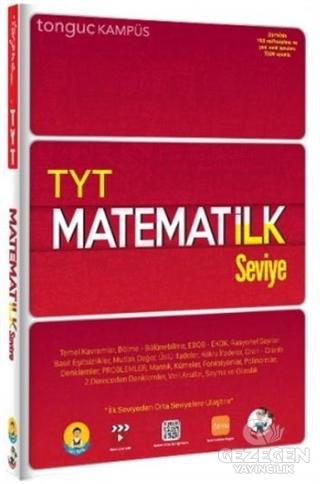 TYT MatematİLK Seviye Soru Bankası | Tonguç Akademi