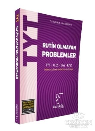 2021 TYT Rutin Olmayan Problemler | Karekök Yayıncılık