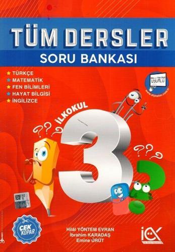 3.Sınıf Soru Bankası Tüm Dersler - 2020
