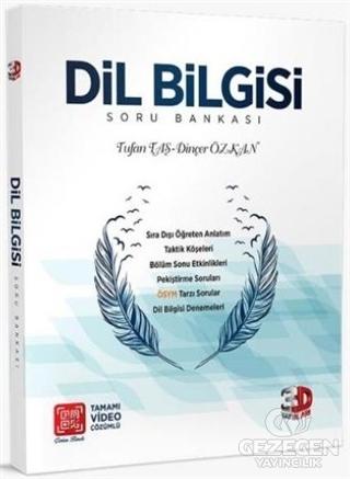 3D Dil Bilgisi Tamamı Video Çözümlü Soru Bankası