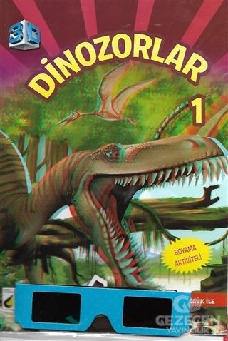 3D Dinozorlar 1