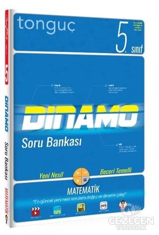 5. Sınıf Matematik Dinamo Soru Bankası | Tonguç Akademi