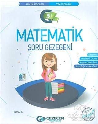 5. Sınıf Matematik Soru Gezegeni Gezegen Yayıncılık | KitapGezegeni