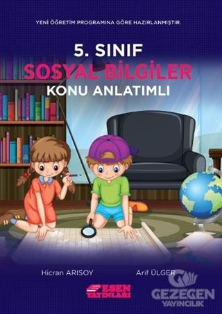 5. Sınıf Sosyal Bilgiler Konu Anlatımlı