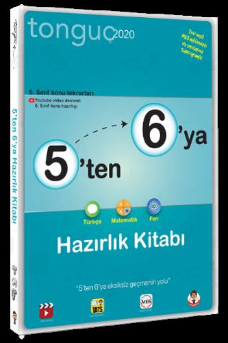 5'ten 6'ya Hazırlık Kitabı | Tonguç Akademi