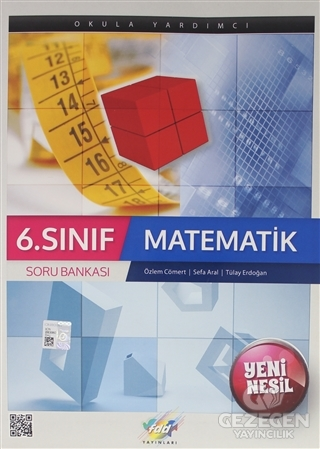 6.Sınıf Matematik Soru Bankası 2020