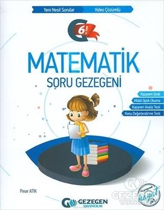 6. Sınıf Matematik Soru Gezegeni Gezegen Yayıncılık | KitapGezegeni