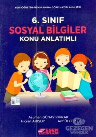 6. Sınıf Sosyal Bilgiler Konu Anlatımlı