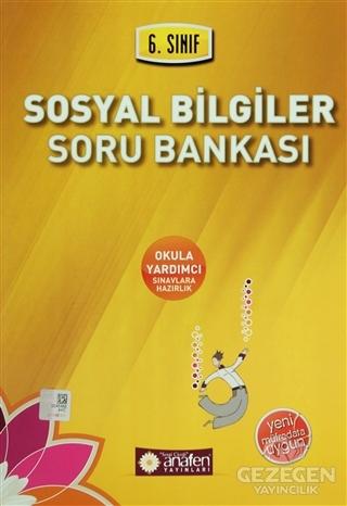 6. Sınıf Sosyal Bilgiler Soru Bankası