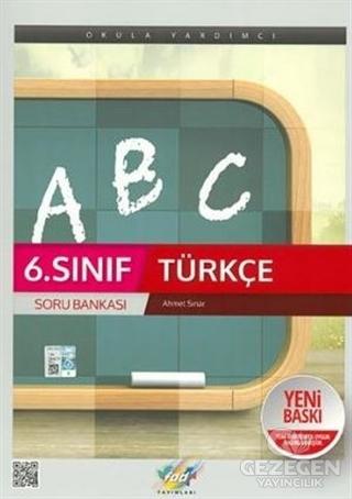 6.Sınıf Türkçe Soru Bankası 2020