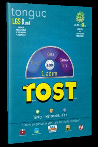 8. Sınıf LGS Tost Adım 1 | Tonguç Akademi Soru Bankası