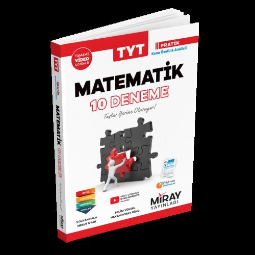 Aydın Miray Tyt 10 Matematik Deneme