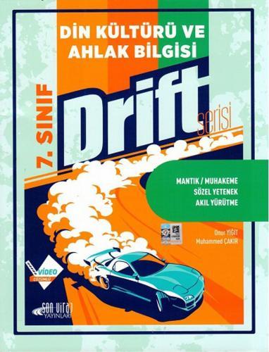 Son Viraj Yayınları 7. Sınıf Din Kültürü ve Ahlak Bilgisi Drift Serisi